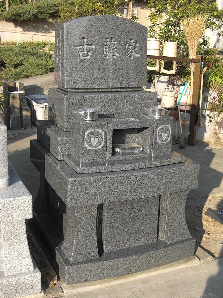 洋型墓石(仏教型)